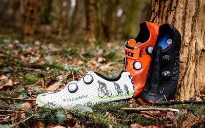 Schoenplaatjes juist afstellen, vergroot je fietsplezier en prestatie!!!
