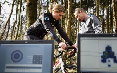 The science of bike fitting