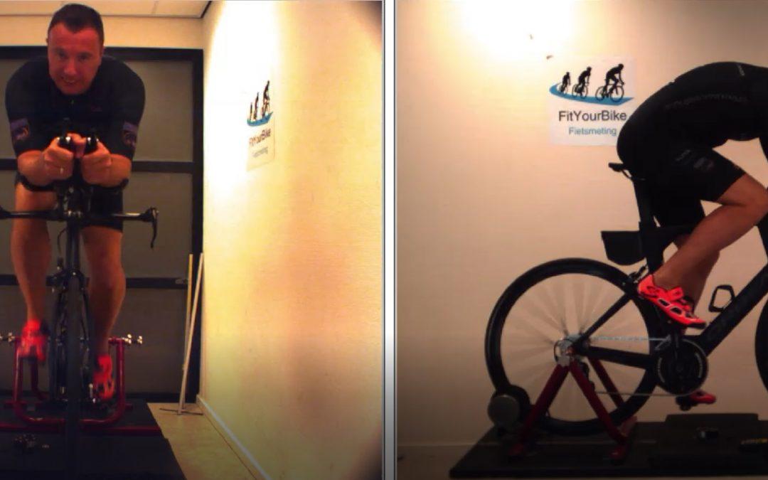 """""""Meten is weten"""" – Bikefitting"""