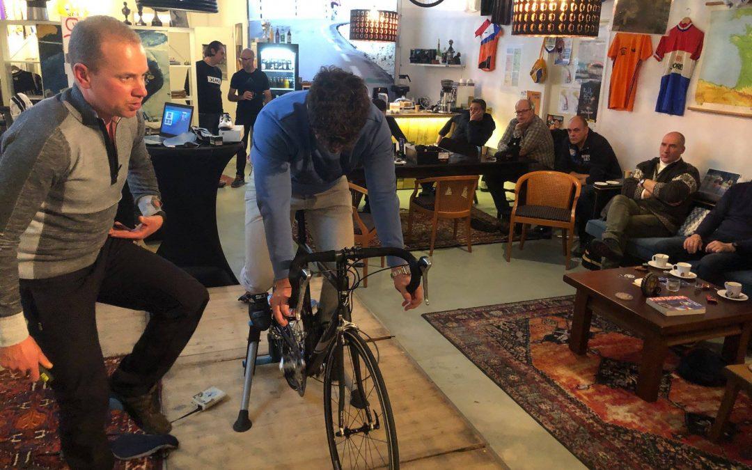 clinic: wat is de ideale fietspositie?