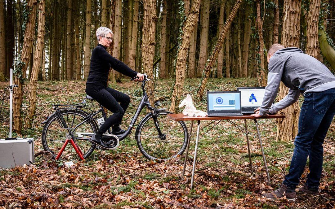 Lekker fietsen op je e bike/elektrische fiets, zonder pijntjes. Het kan…