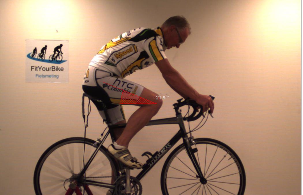 Last van rug- of heupklachten tijdens fietsen? Er is een oplossing