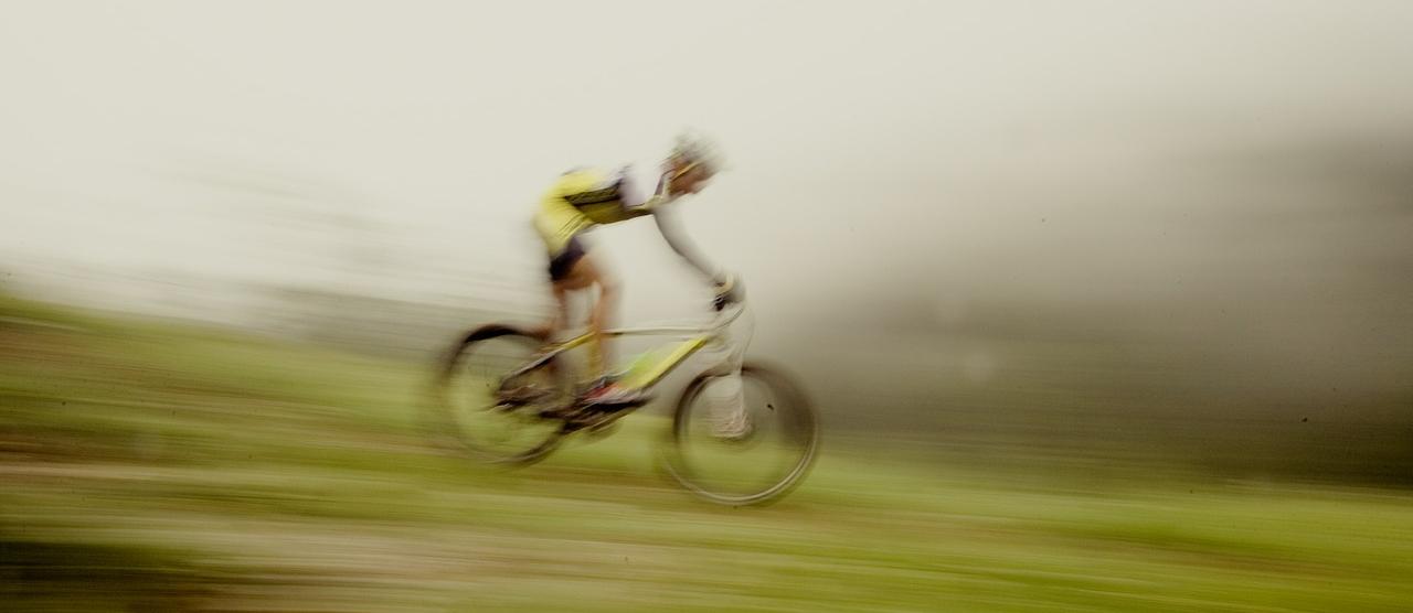 Mountainbike afstelling