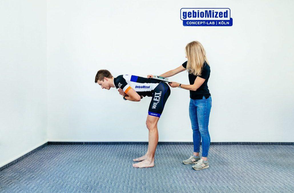 Oefeningen voor fietsers