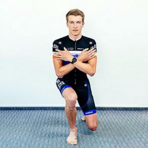 fityourbike - oefeningen - lunge